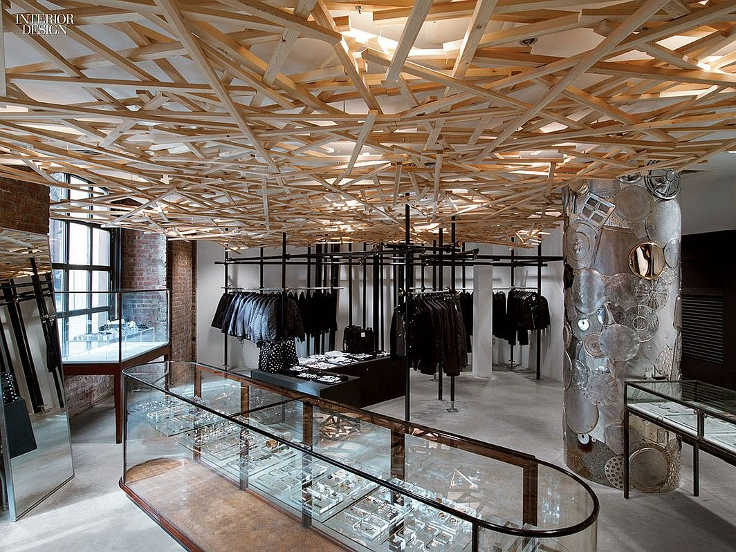 Dover street market store new york city retail design blog - The Catwalk Carnival Rei Kawakubo Brings Dover Street Market To Nyc