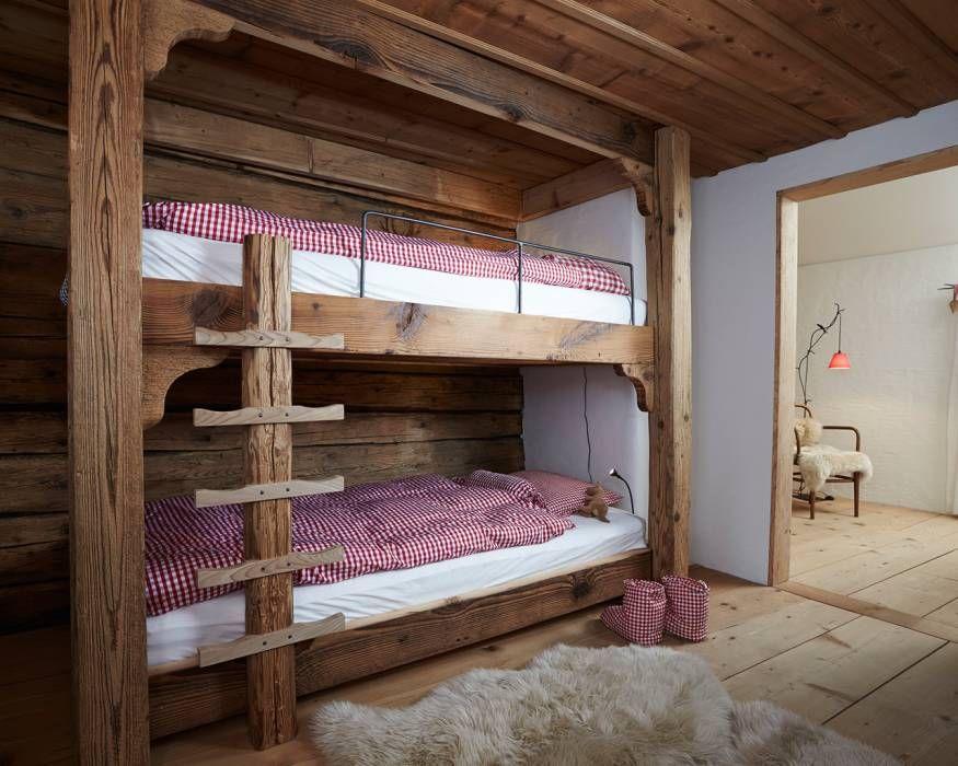 Etagenbett Landhausstil : Objekt meier architekten landhausstil kinderzimmer von