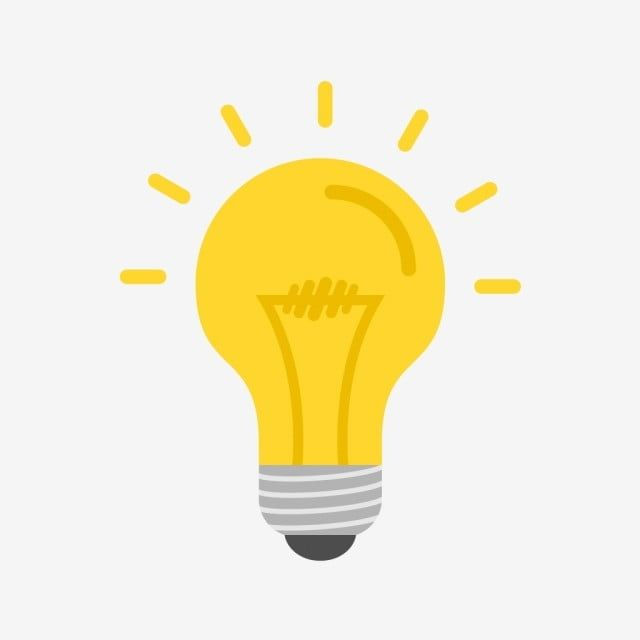 Light Bulb Flat Multi Color Icon Vector And Png Light Bulb Icon Light Bulb Drawing Bulb