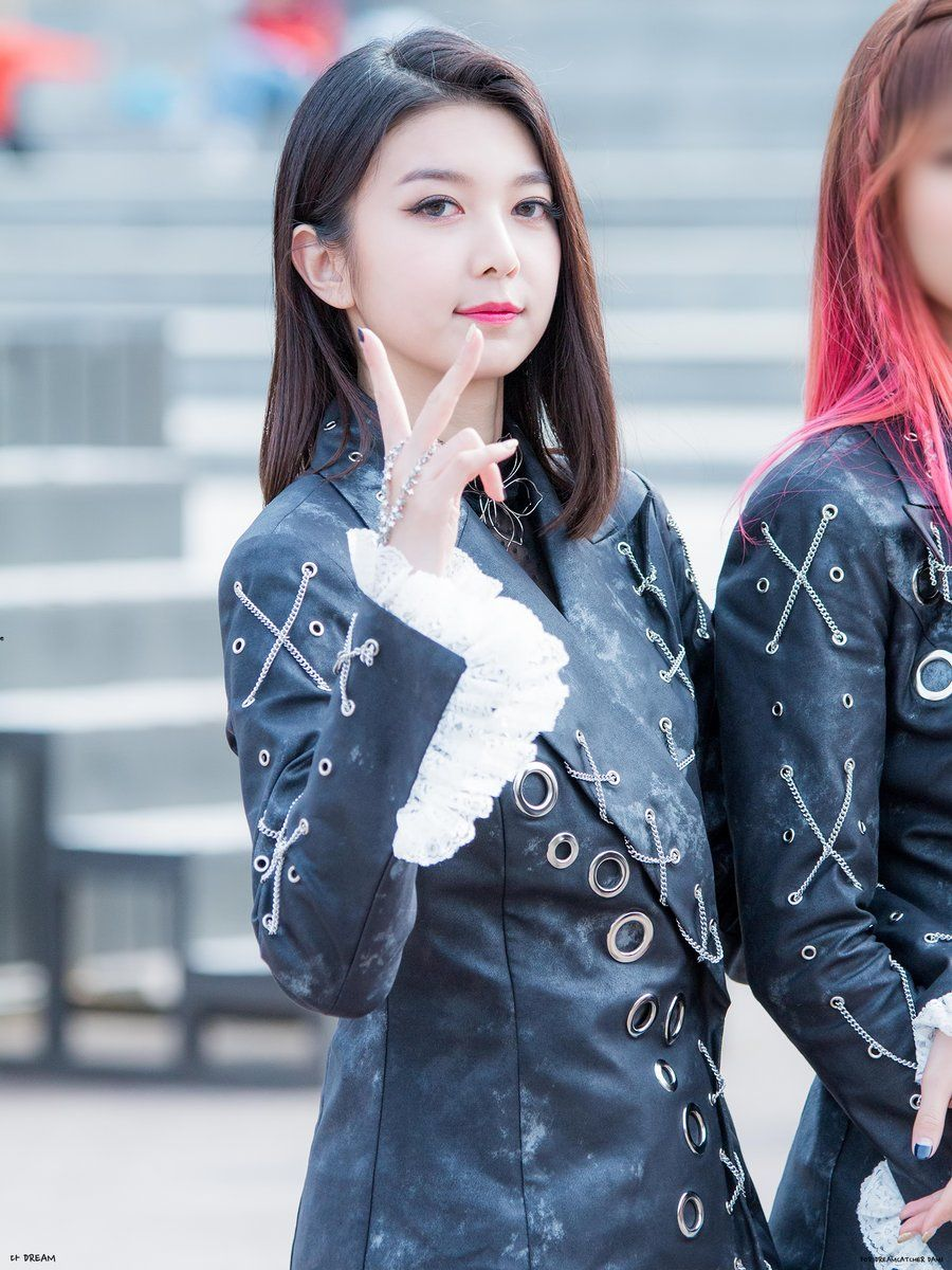 DREAMCATCHER - Dami | DREAMCATCHER/ MINX | Pinterest | Kpop and Idol