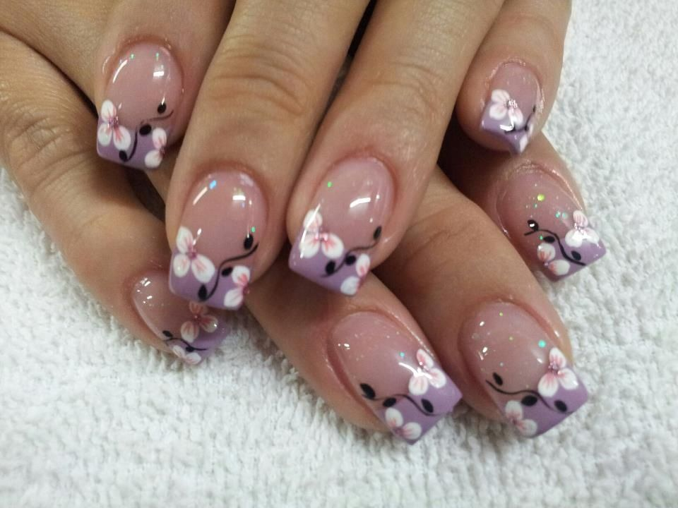 Pin by Milagros Ramirez on uñas | Pinterest | Manicure, Nail color ...