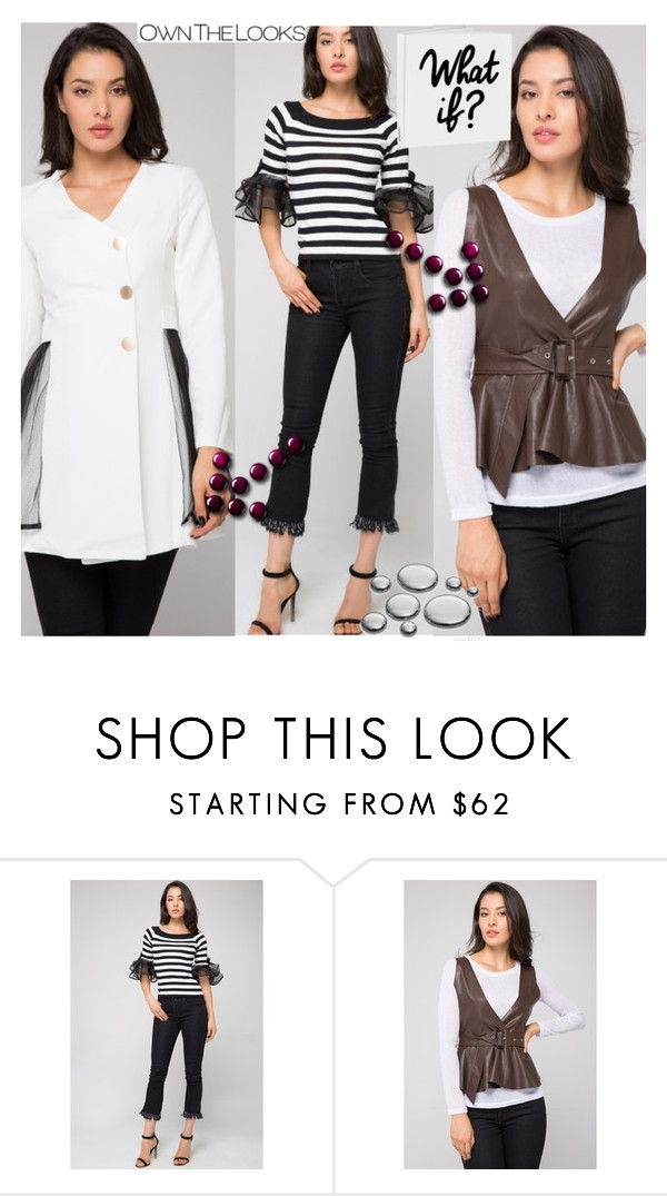 """""""ownthelooks"""" by fatimka-becirovic ❤ liked on Polyvore featuring top and ownthelooks"""