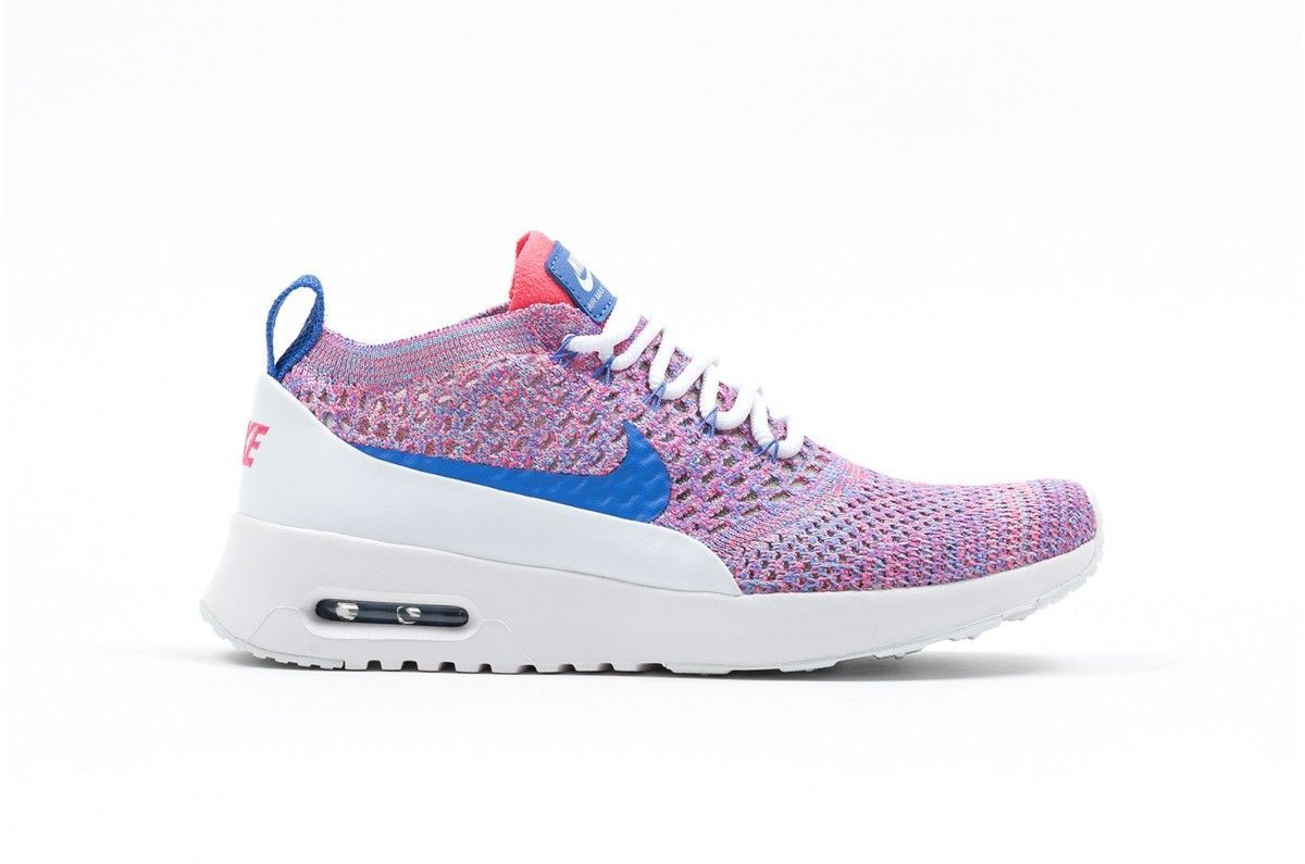 45a90bb25f43 Brand New Women s Nike Air Max THEA Ultra FK Athletic Sneakers  881175 ...