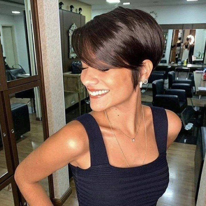 32 of the Best Short Hairstyles for Winter 2020