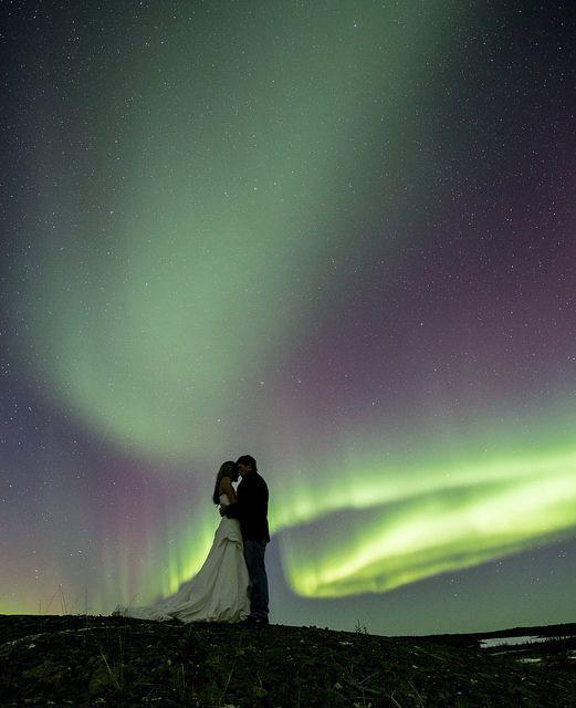 Image result for iceland winter wedding northern lights photos - new blueprint alberta northern lights