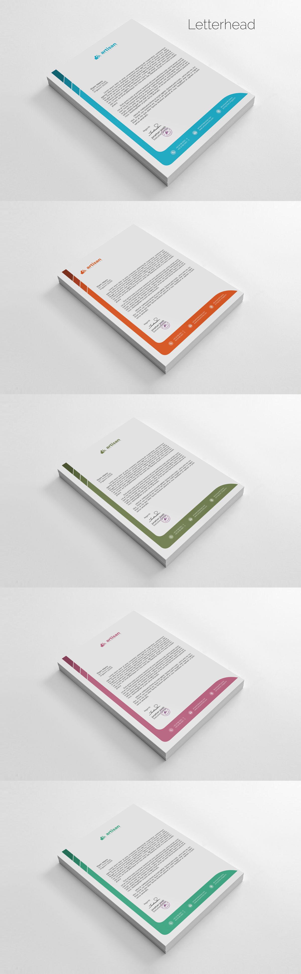 Letterhead design template ai eps pdf psd ms word letterhead letterhead design template ai eps pdf psd ms word spiritdancerdesigns Gallery