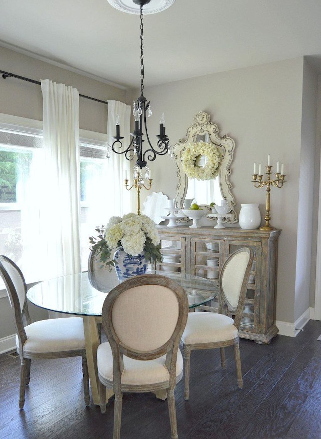 french country dining rooms. Awesome 55 Modern French Country Dining Room Table Decor Ideas Https://decorecor. Rooms E