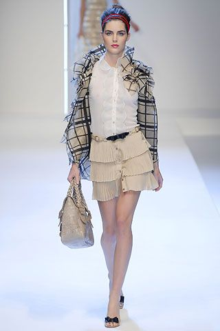Valentino | Spring 2007 Ready-to-Wear Collection | Style.com