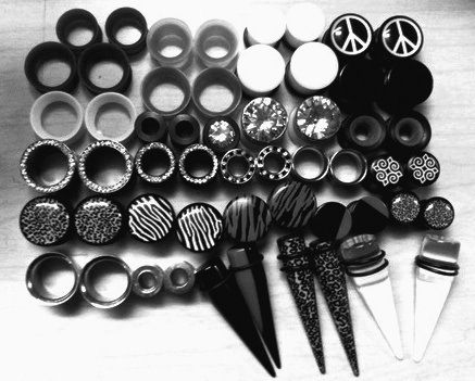 Tapers  Plugs  Tunnels Gauges