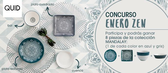 Concurso Enero Zen