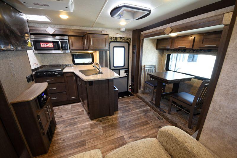 Picking The Perfect Truck Camper Camper Interior Truck Camper