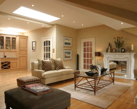 Amazing Classical Apartment Interior Decorations Modern