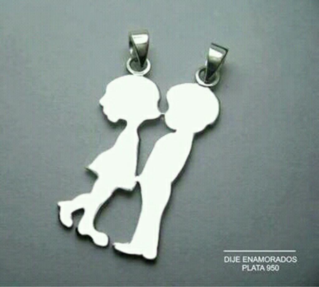 96e5ad8d0327 Resultado de imagen de dijes de plata para parejas modelos | dijes ...