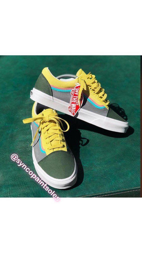 Nike Sean Wotherspoon Custom Vans