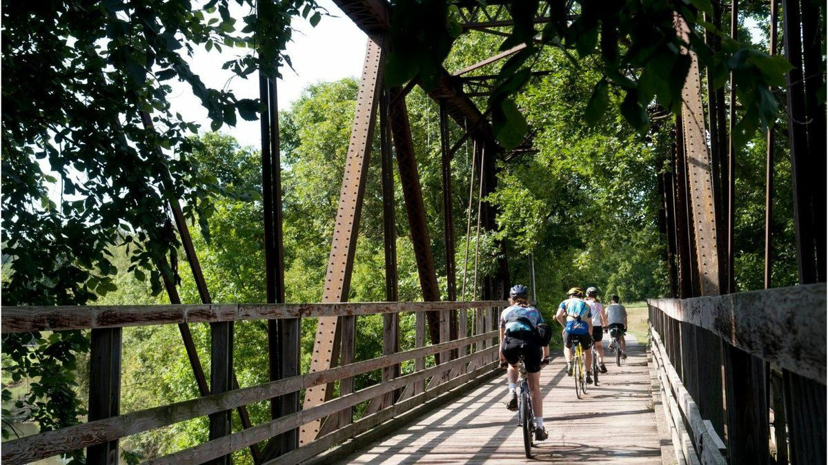 Pedals And Pit Stops Best Spots To Bike And Brake In Minnesota