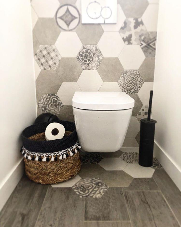 Eiffel Art Construction Sur Instagram Parce Que Les Toilettes Ne Sont Pas Un Lieu A Lesiner Merci P En 2020 Idee Deco Toilettes Idee Toilettes Decoration Toilettes