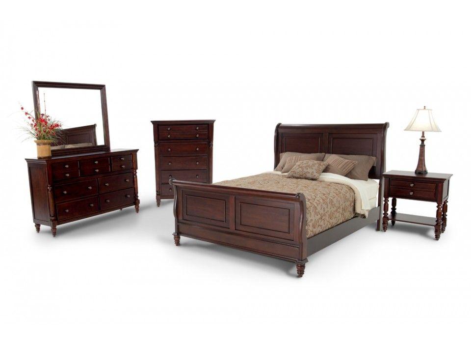bobs living room sets%0A Bahama Bob   Piece Queen Sleigh Set   Bedroom Sets   Bedroom   Bob u    s  Discount Furniture