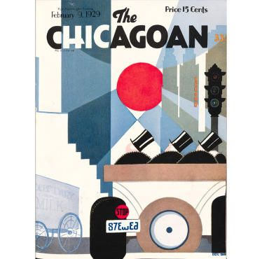 The Chicagoan online archive: See every cover of Chicago's New Yorker