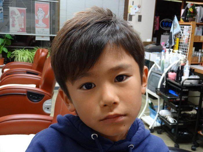124髪型 男の子小学生の人気ヘアスタイル ヘアカタログ集 の26番目