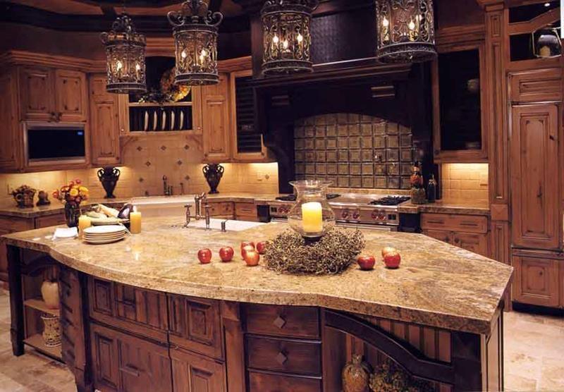 Luxurious Custom Kitchen Island Designs Page Of Island
