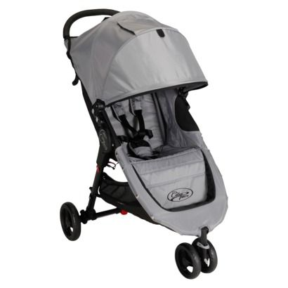 Baby Jogger City Micro Stroller Large Canopy Seat