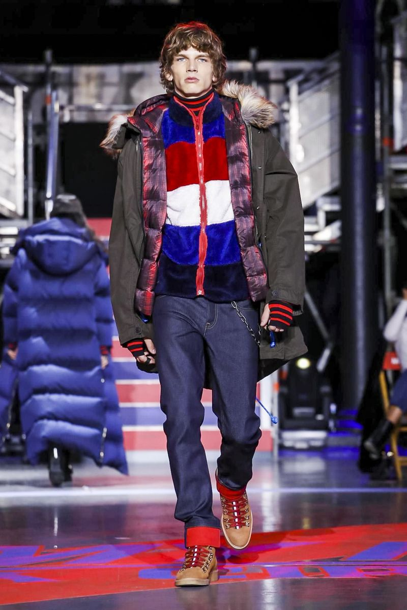 d274f9dd Tommy Hilfiger Fashion Show Ready to Wear Collection Spring Summer 2018 in  London