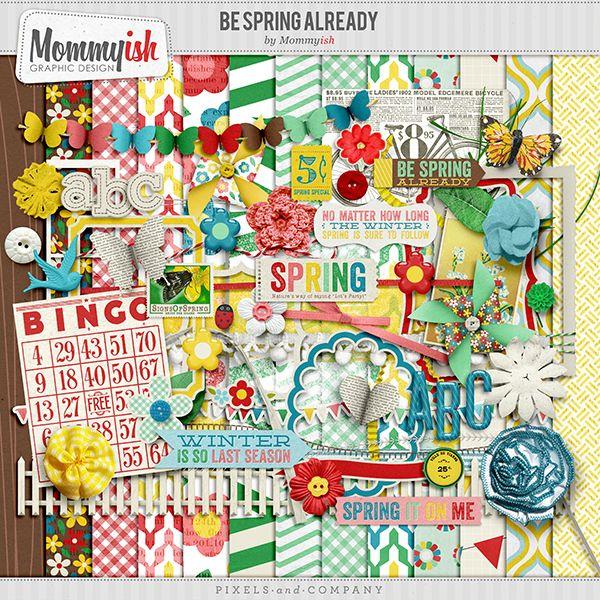 Be Spring Already by Mommyish