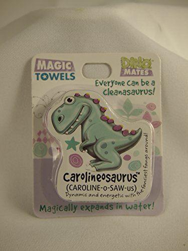 John Hinde DinoMates Magic Towel Caroline -- Read more at