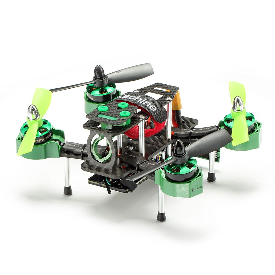 Eachine Falcon 180 180mm marco arf kit con controlador de vuelo pdb 20a esc 2300kv motor