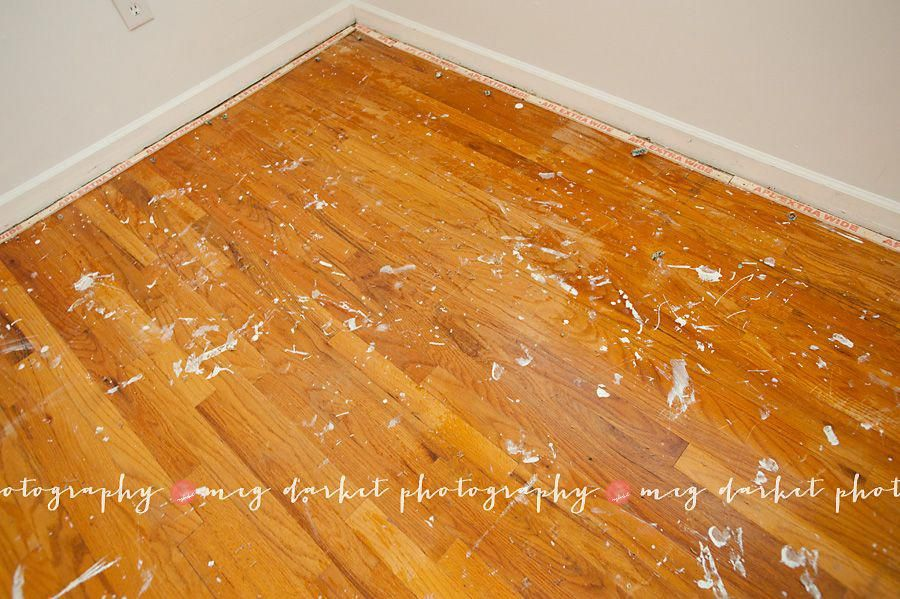 How To Get Dried Paint Off Hard Wood Floors Meg Darket