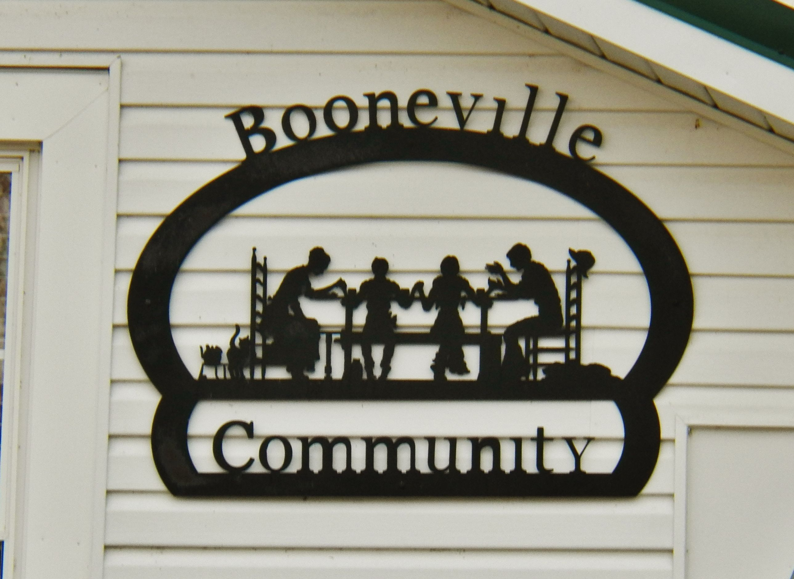 Booneville community center monthly picking booneville