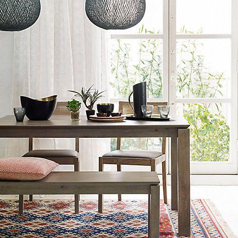 Buy John Lewis Asha Living And Dining Room Furniture Range Online At Johnlewis