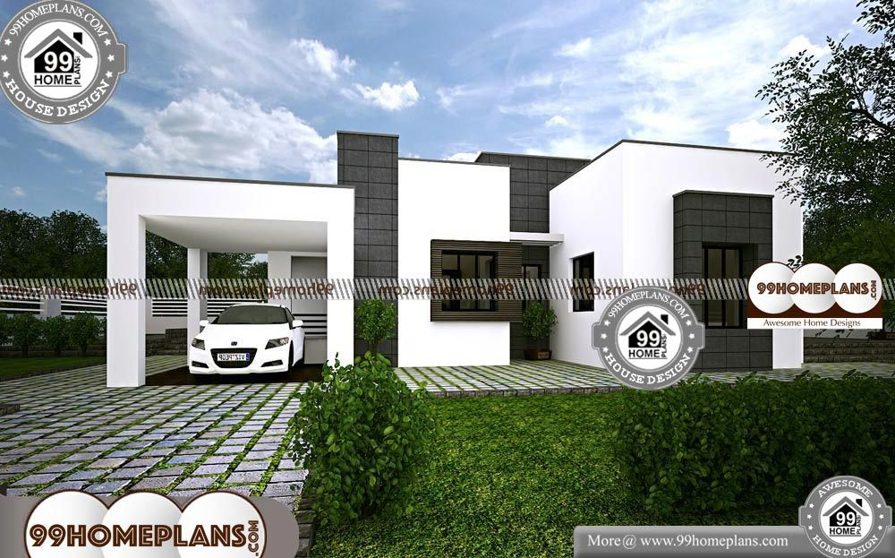 Large single story floor plans with modern indian home design collection also rh pinterest