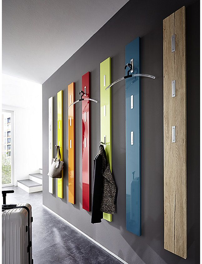 outlet for sale various styles sold worldwide Heine-Kapstok | Wall mounted coat rack, Coat rack bench ...