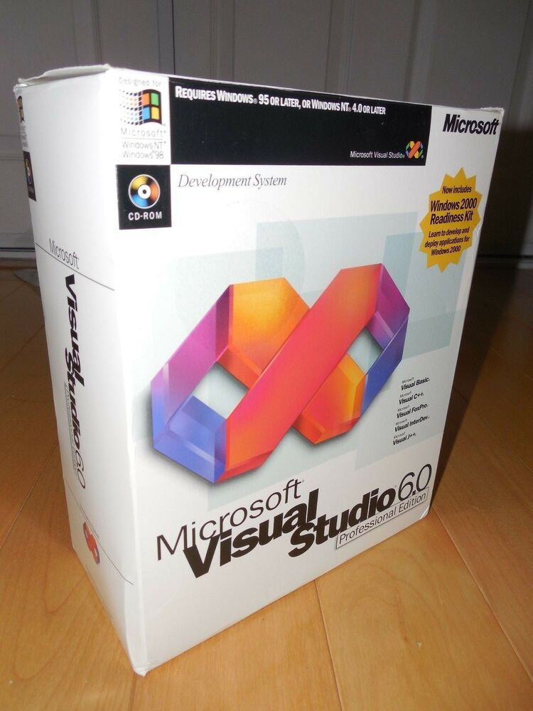 eBay #Sponsored Microsoft Visual Basic / Studio 6 0 6 Professional