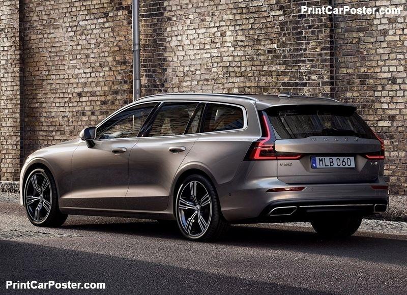Volvo V60 2019 Poster Id 1344932 Volvo V60 Volvo Volvo Cars