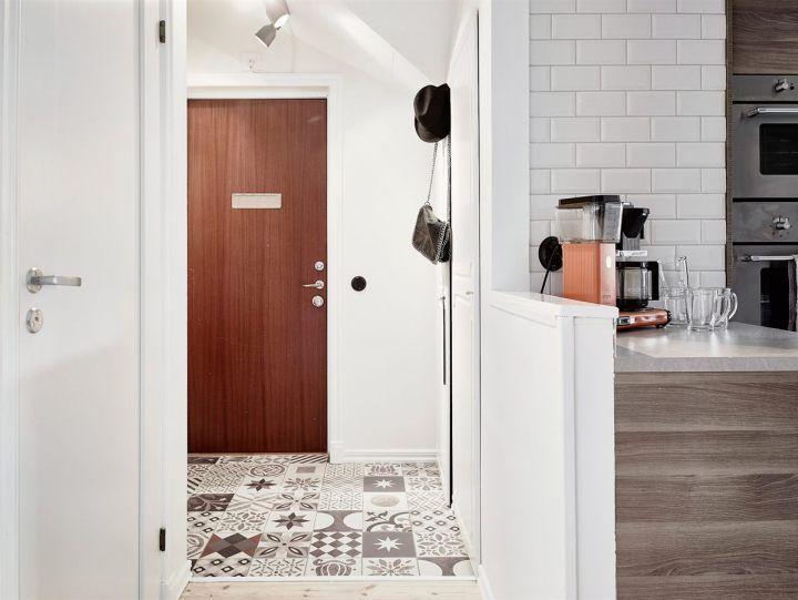 pisos sin pasillo estilo nórdico escandinavo decoración salon comedor decoración pisos pequeños decoración minipisos decoración áticos blog decoración nórdica aprovechar espacio
