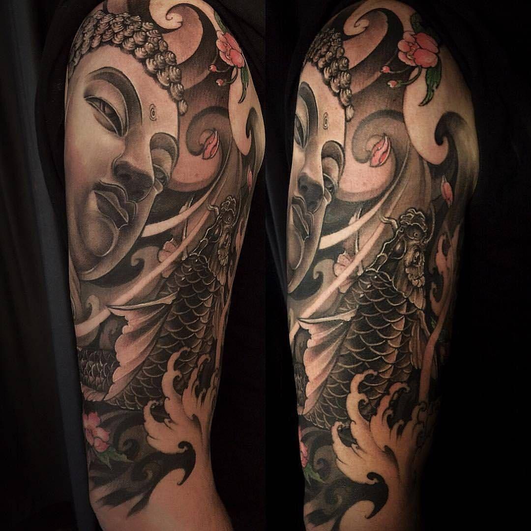 Asian Black and Grey Archives - Chronic Ink   Tatuaże dla