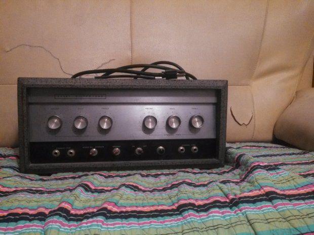 "1960's Silvertone 1483 ""bass"" amp | Reverb"