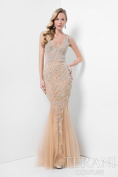 1711gL3556 | Prom Dresses | Pinterest | Terani couture, Couture and Prom