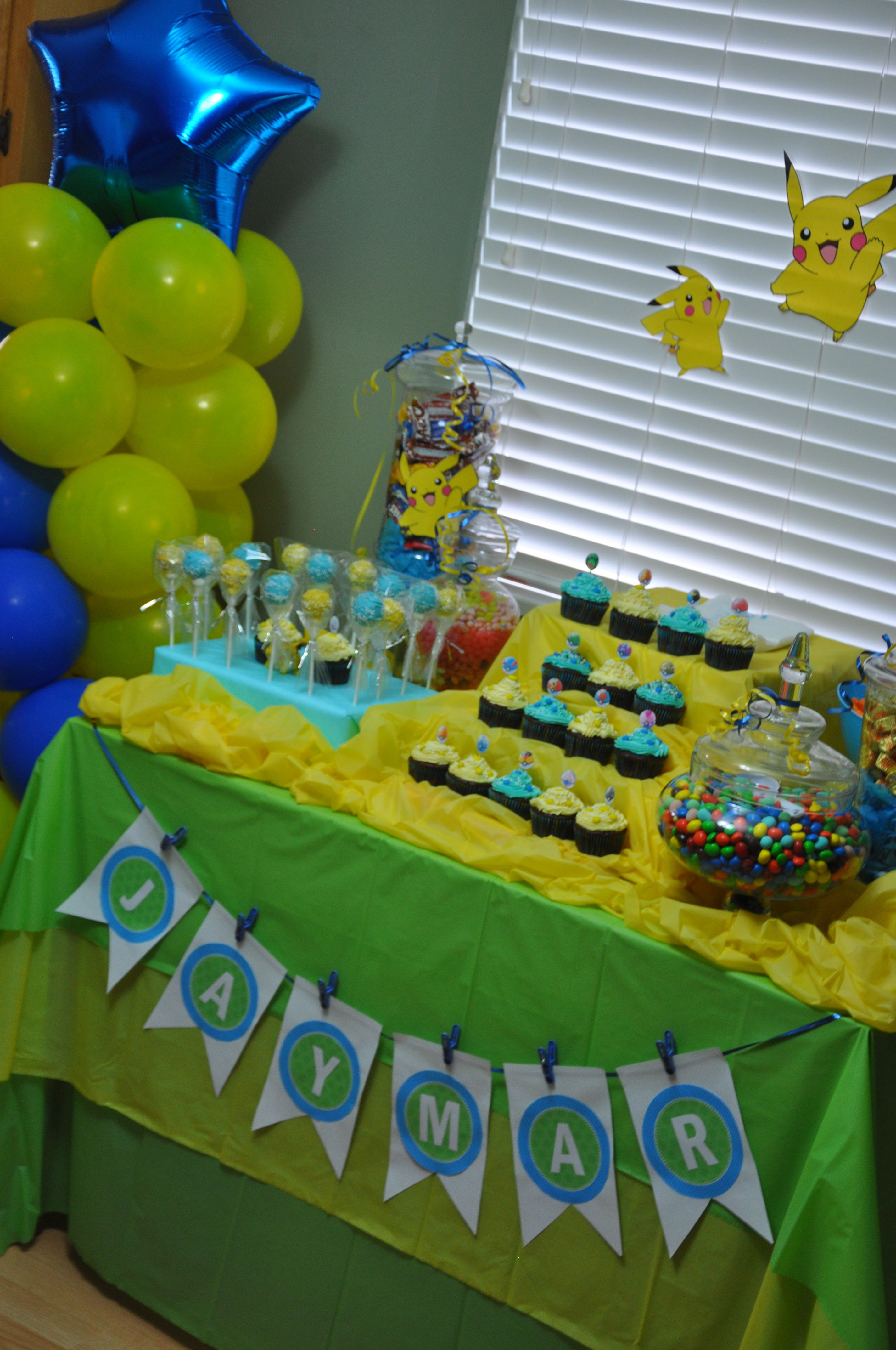 pokemon party | birthday ideas in 2018 | pinterest | pokemon party