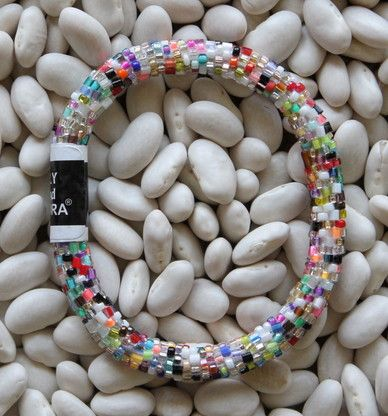 Laura and Lily bracelet Bright Confetti #lauraandlily