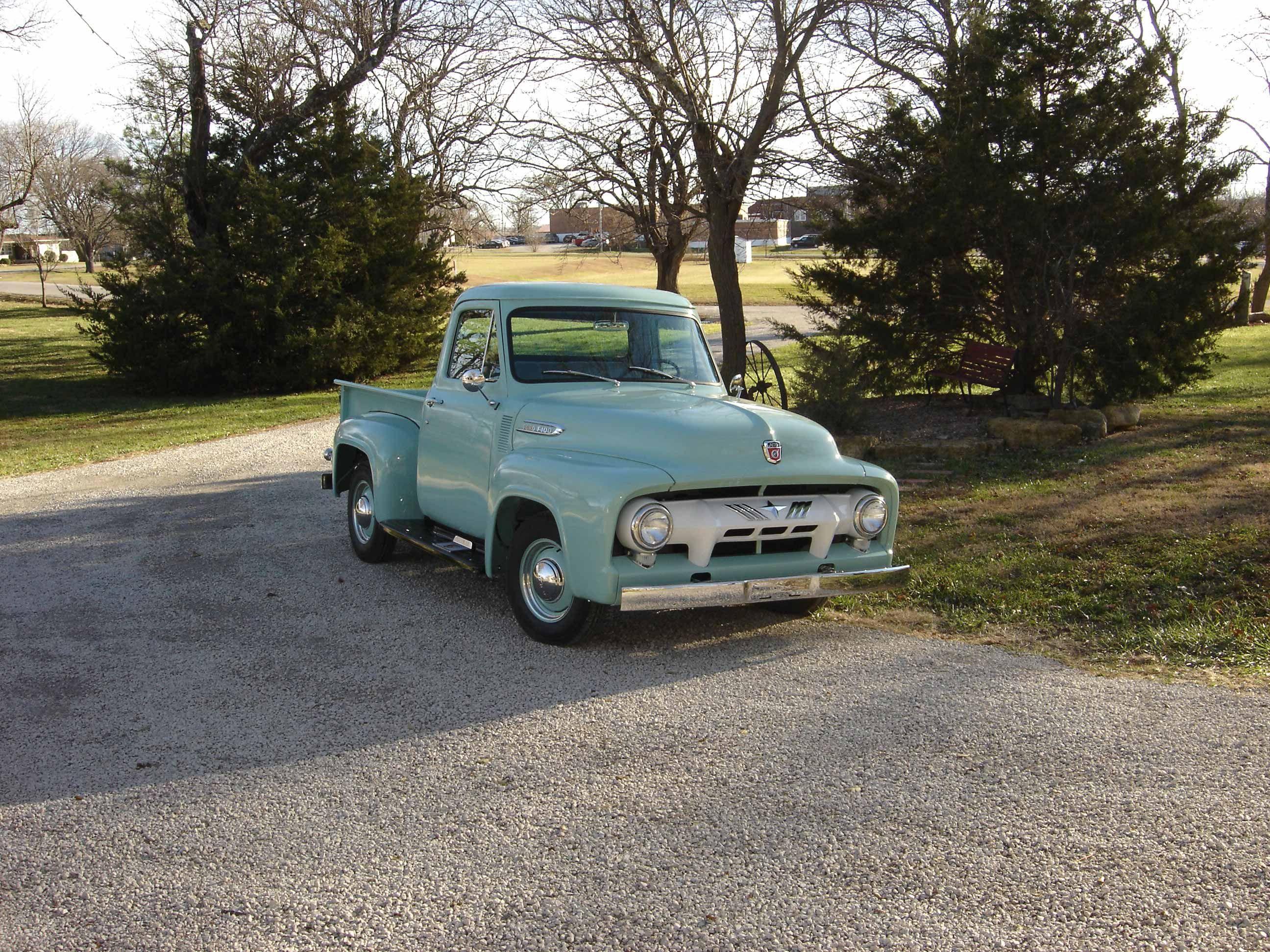 1954 Ford F100 Al Stevens