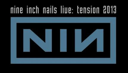 Nine Inch Nails Live Tension 2013.