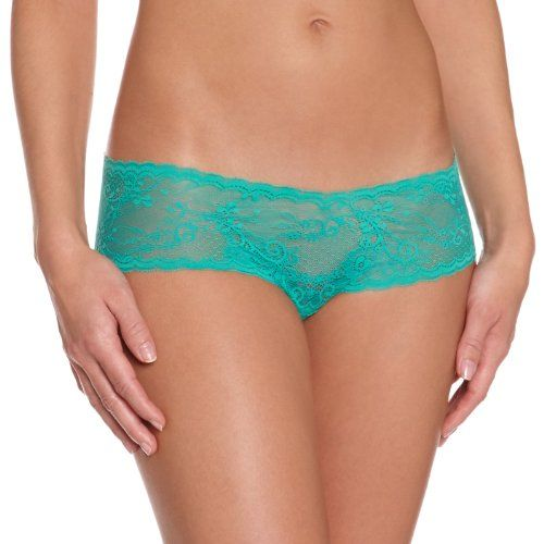 Cosabella Women's Trenta Low Rise Hotpant Panty,Bright Jade,Small/Large Cosabella http://www.amazon.com/dp/B00ANR8F9I/ref=cm_sw_r_pi_dp_2obIvb1G27CPV