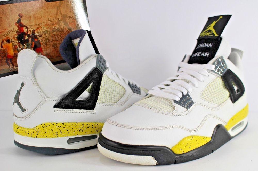 Nike Air Jordan Retro 4 LS Rare Air