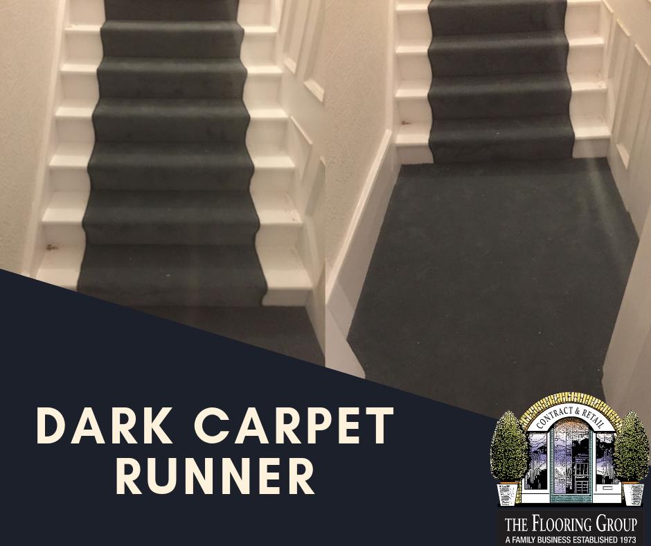 Best Supply Fit Carpet Runner In Earls Court Dark Carpet 640 x 480