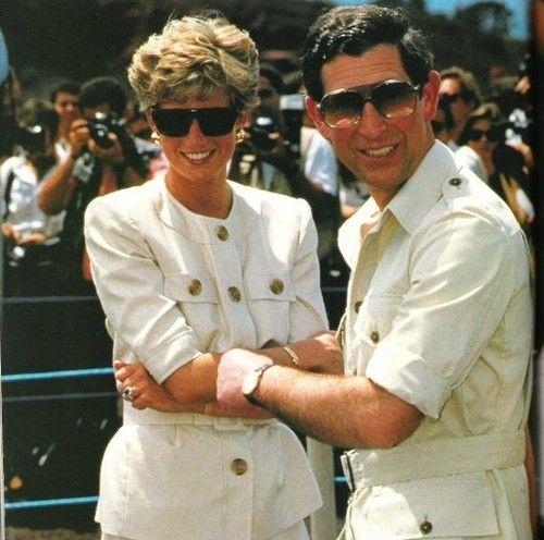 Diana & Charles Brazil Tour _ & _ L'archevêque De