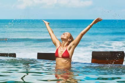 water yoga poses for beginners  lovetoknow  yoga poses