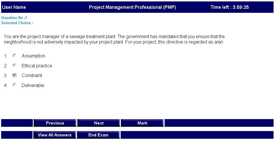 Pmstudy Screenshot Pmp Exam Pmp Preparations Pinterest Pmp